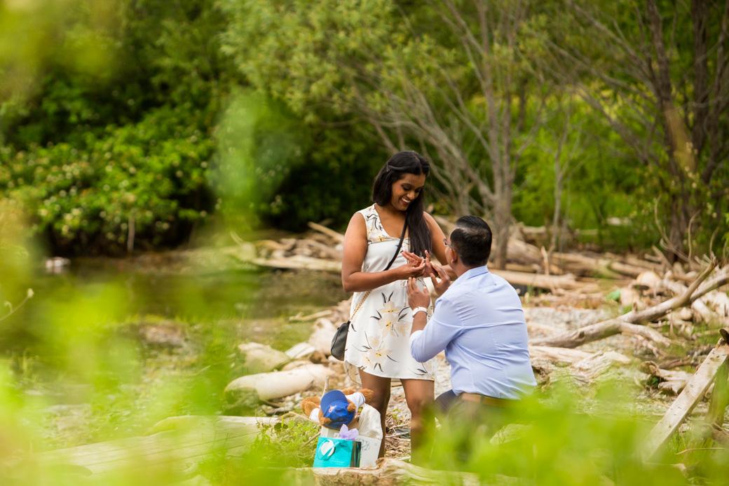 surprise-proposal-lemoines-point-ygk-engagement-candid-photojournalism-rob-whelan-kingston-2